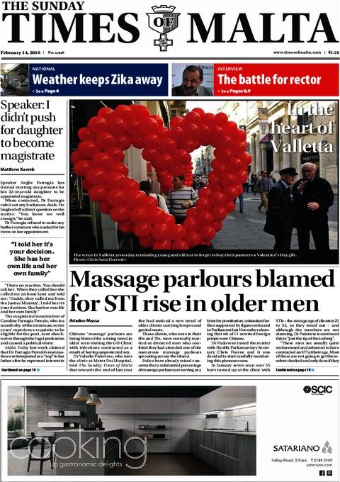 The Sunday Times of Malta e-Paper - Saturday, February 13, 2016