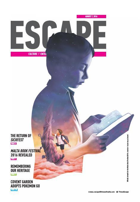 Escape - Sunday, August 7, 2016