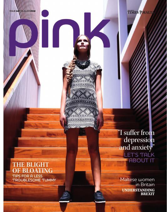 Pink - Sunday, August 7, 2016