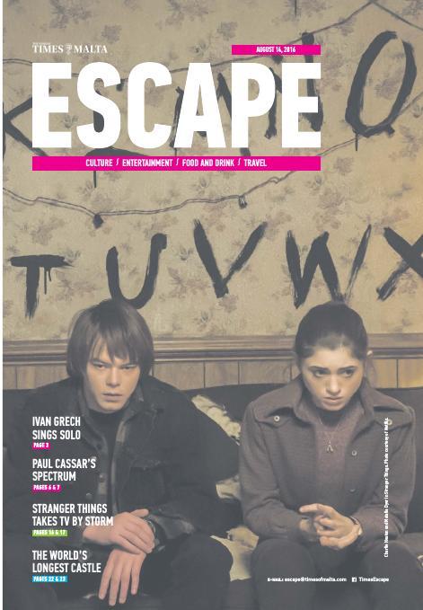 Escape - Sunday, August 14, 2016