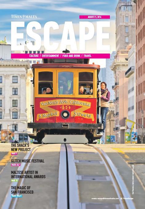 Escape - Sunday, August 21, 2016
