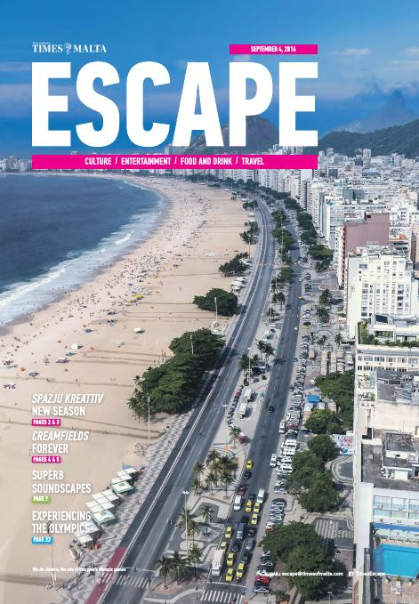 Escape - Sunday, September 4, 2016