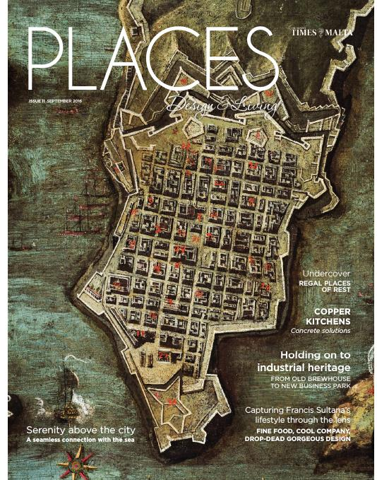 Places - Sunday, September 4, 2016