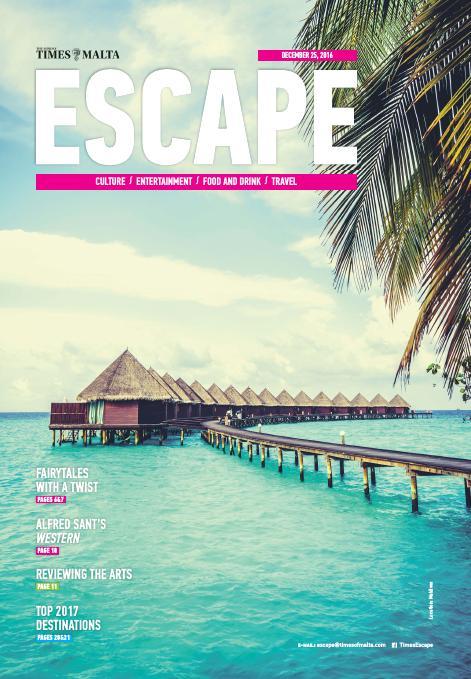 Escape - Sunday, December 25, 2016