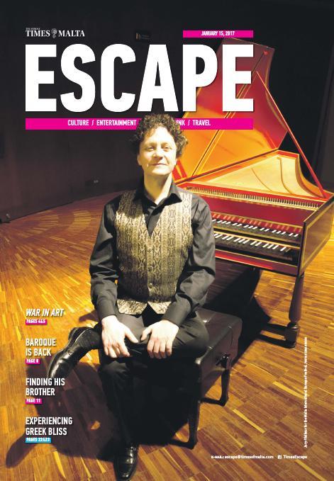 Escape - Sunday, January 15, 2017