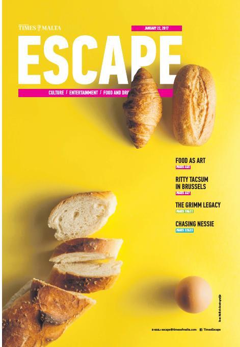 Escape - Sunday, January 22, 2017