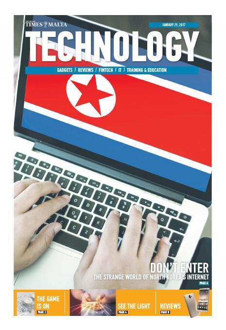 Technology - Sunday, January 29, 2017