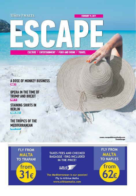 Escape - Sunday, February 19, 2017