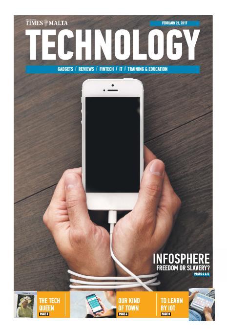 Technology - Sunday, February 26, 2017