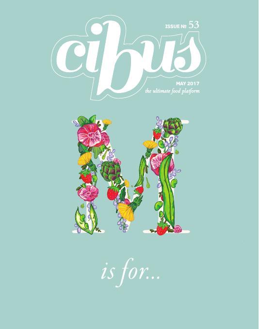 Cibus - Sunday, May 7, 2017