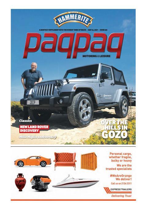 Paqpaq - Sunday, May 21, 2017