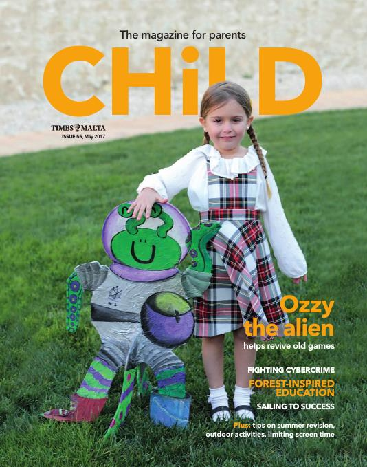 Child - Saturday, May 27, 2017