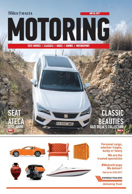 Motoring - Sunday, May 28, 2017