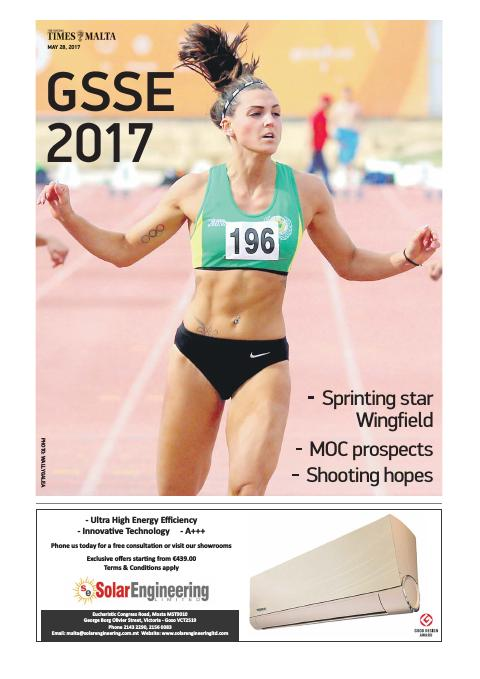 Supplement 1 - Sunday, May 28, 2017