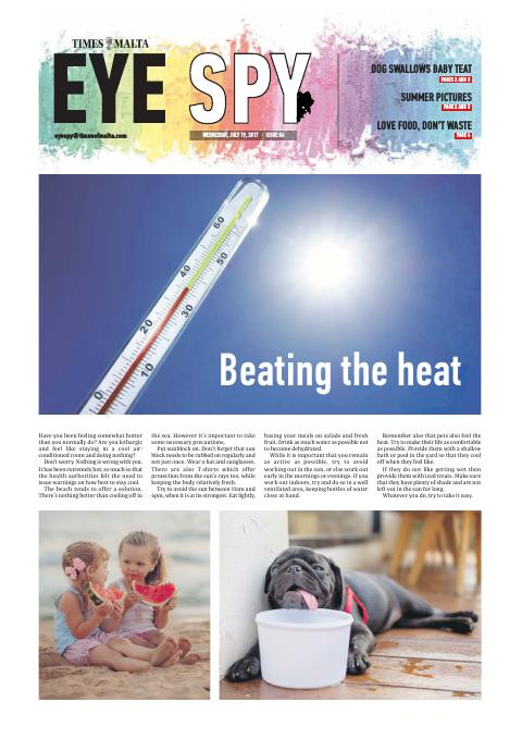 Supplement 1 - Wednesday, July 19, 2017