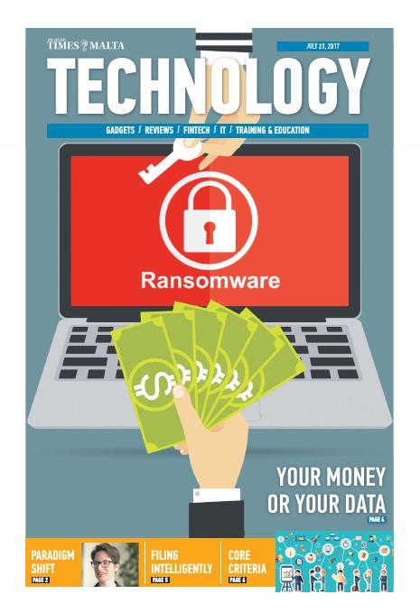 Technology - Sunday, July 23, 2017