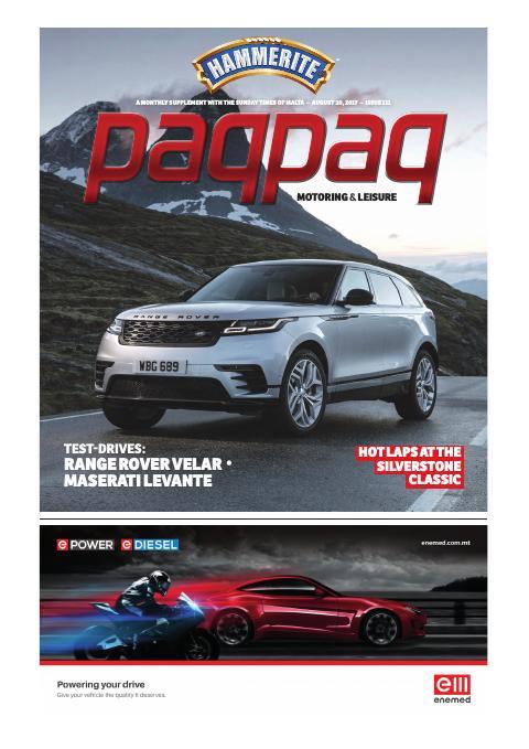 Paqpaq - Sunday, August 20, 2017